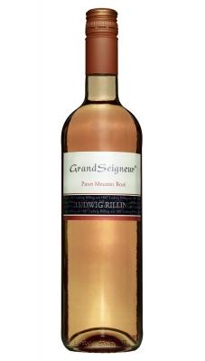 6x Grandseigneur - Pinot Meunier Rosé 0,75l