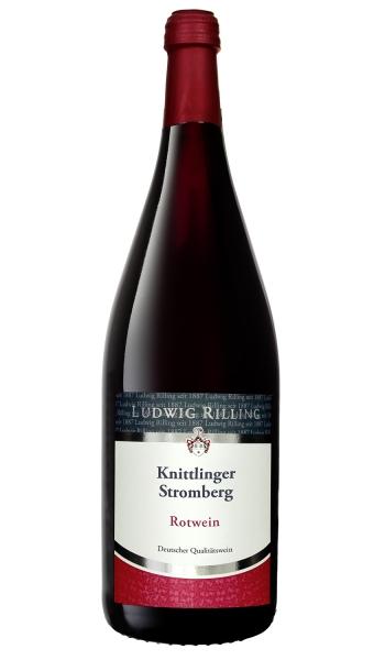 Knittlinger Stromberg Rotwein