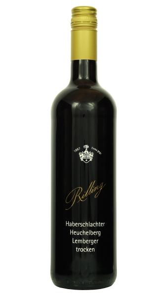 6x Haberschlachter Heuchelberg Lemberger trocken