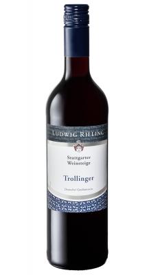 6x Stuttgarter Weinsteige - Trollinger 0,75l
