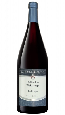 6x Uhlbacher Weinsteige - Trollinger 1l