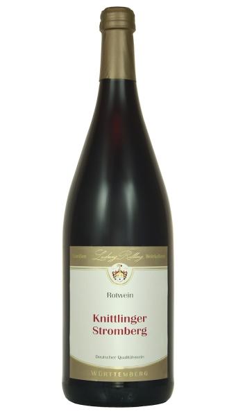 6x Knittlinger Stromberg - Rotwein Cuvée 1l