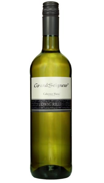 6x Grandseigneur - Cabernet Blanc aus Versuchsanbau 0,75l-