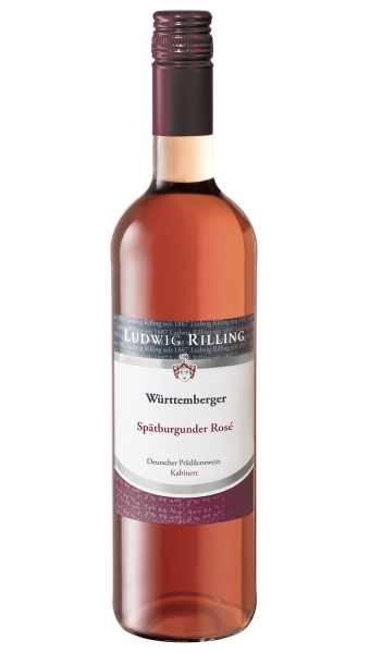 6x Württemberger Spätburgunder Rosé 0,75l
