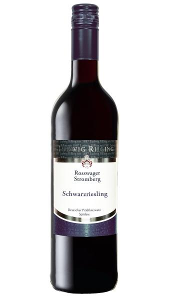 6x Rosswager Stromberg Schwarzriesling 0,75l