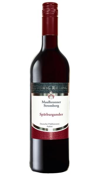 6x Maulbronner Stromberg Spätburgunder 0,75l