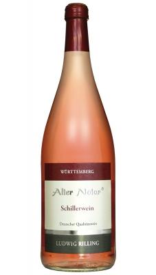 6x Alter Notar - Schillerwein 1l
