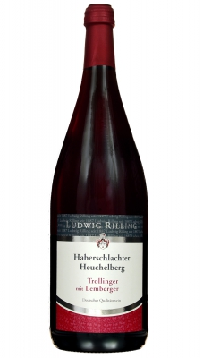 6x Haberschlacht Heuchelberg - Trollinger Lemberger 1l