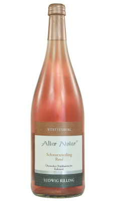 6x Alter Notar - Schwarzriesling Rosé 1l